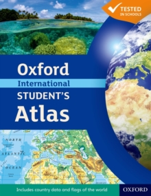 Oxford International Students Atlas, Paperback Book