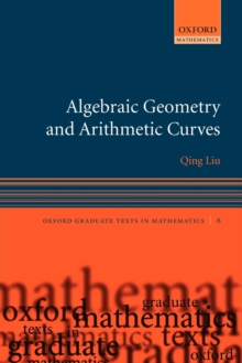 Algebraic Geometry and Arithmetic Curves, Paperback / softback Book