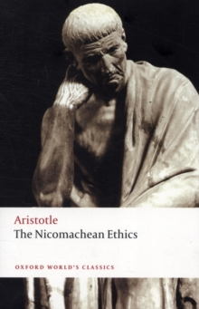 The Nicomachean Ethics, Paperback Book