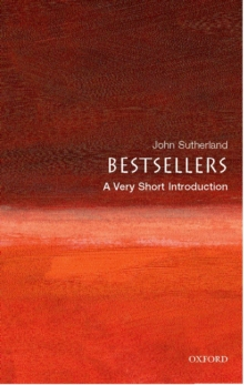 Bestsellers: A Very Short Introduction, Paperback / softback Book