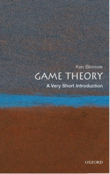 Game Theory: A Very Short Introduction, Paperback Book