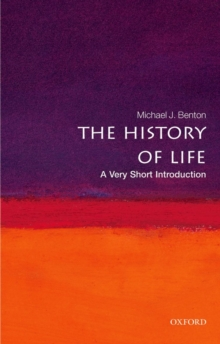 The History of Life: A Very Short Introduction, Paperback Book