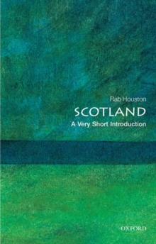 Scotland: A Very Short Introduction, Paperback Book