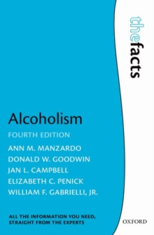 Alcoholism, Paperback / softback Book