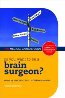 So you want to be a brain surgeon?, Paperback Book
