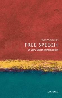 Free Speech: A Very Short Introduction, Paperback / softback Book