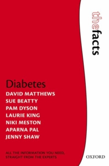 Diabetes, Paperback / softback Book