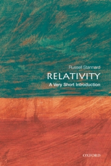 Relativity: A Very Short Introduction, Paperback Book