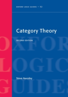 Category Theory, Paperback Book