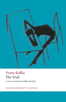 The Trial, Paperback / softback Book