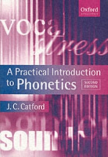A Practical Introduction to Phonetics, Paperback / softback Book