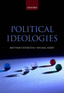 Political Ideologies : A Reader and Guide, Paperback / softback Book