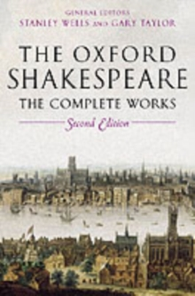 William Shakespeare: The Complete Works, Hardback Book