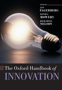 The Oxford Handbook of Innovation, Paperback / softback Book