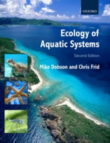 Ecology of Aquatic Systems, Paperback / softback Book