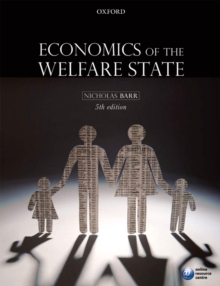 Economics of the Welfare State, Paperback Book