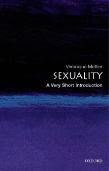 Sexuality: A Very Short Introduction, Paperback / softback Book