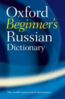 Oxford Beginner's Russian Dictionary, Paperback / softback Book