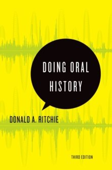 Doing Oral History, EPUB eBook