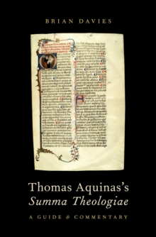 Thomas Aquinas's Summa Theologiae : A Guide and Commentary, PDF eBook