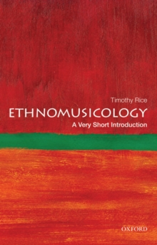 Ethnomusicology: A Very Short Introduction, EPUB eBook