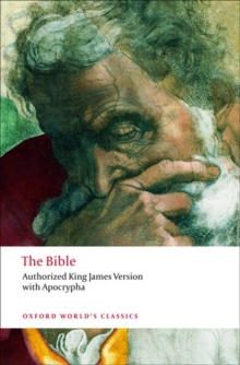 The Bible: Authorized King James Version, Paperback / softback Book