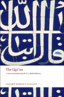 The Qur'an, Paperback / softback Book