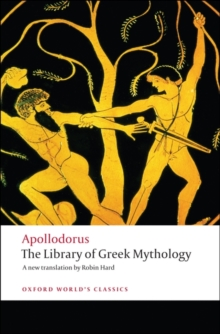 The Library of Greek Mythology, Paperback / softback Book