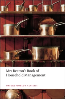 Mrs Beeton's Book of Household Management : Abridged edition, Paperback Book