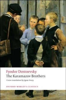 The Karamazov Brothers, Paperback Book