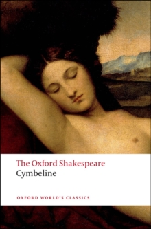 Cymbeline: The Oxford Shakespeare, Paperback / softback Book