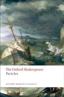 Pericles: The Oxford Shakespeare, Paperback Book