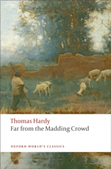 Far from the Madding Crowd, Paperback Book