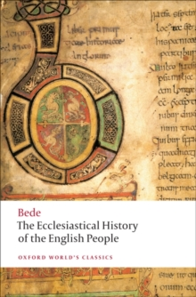 The Ecclesiastical History of the English People, Paperback Book