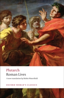 Roman Lives : A Selection of Eight Lives, Paperback / softback Book