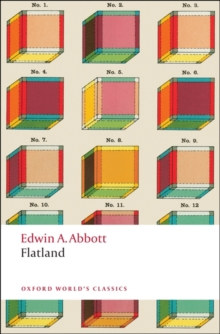 Flatland : A Romance of Many Dimensions, Paperback / softback Book