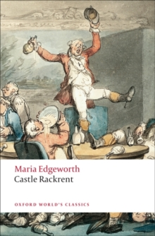 Castle Rackrent, Paperback Book