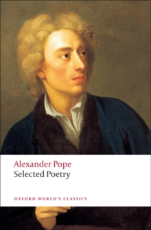 Selected Poetry, Paperback / softback Book
