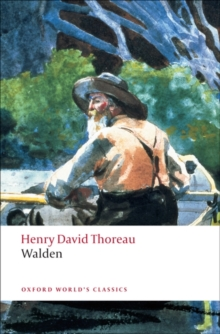 Walden, Paperback / softback Book