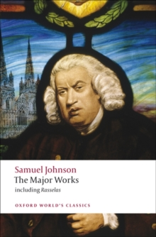 The Major Works, Paperback / softback Book