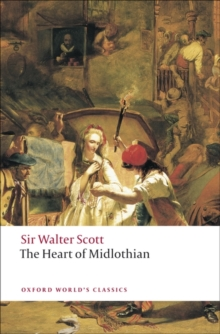 The Heart of Midlothian, Paperback Book