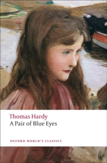 A Pair of Blue Eyes, Paperback Book