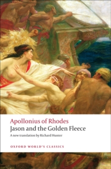 Jason and the Golden Fleece (The Argonautica), Paperback Book
