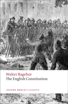 The English Constitution, Paperback Book