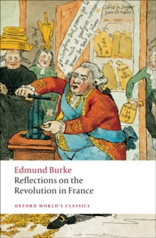 Reflections on the Revolution in France, Paperback / softback Book