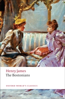 The Bostonians, Paperback / softback Book