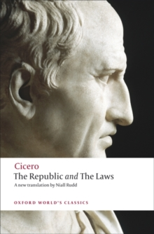 The Republic and The Laws, Paperback / softback Book