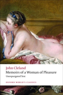 Memoirs of a Woman of Pleasure, Paperback Book