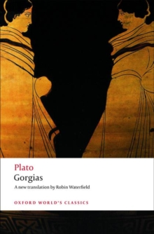 Gorgias, Paperback / softback Book