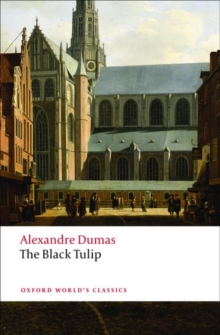 The Black Tulip, Paperback / softback Book